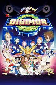 digimon movies