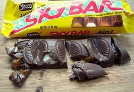 sky candy bar