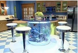 fish tanks table