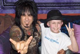 nikki sixx children