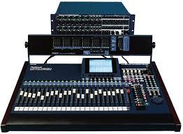 digital studio mixer