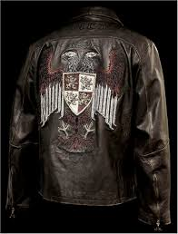 affliction leather