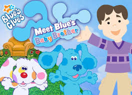 blues clues nickelodeon