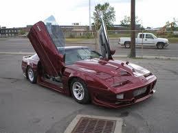 1984 camaro body kit