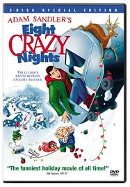 adam sandlers 8 crazy nights