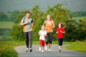 healthy lifestyle kids