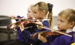 children instruments