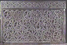 old english pattern