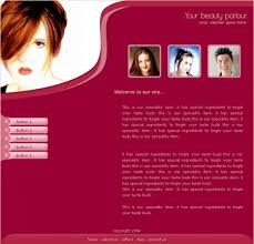 beauty salon layouts
