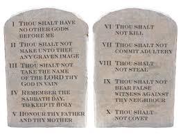 commandments ten