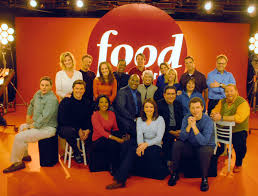The Food Network is a