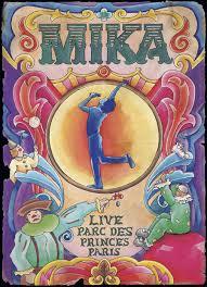 mika dvd