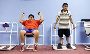 pictures of children exercising