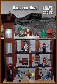 lego ghost town