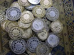 dinar dirham