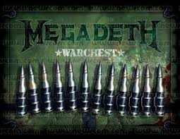 megadeth warchest dvd