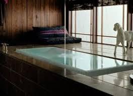 infinity edge tub