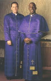 cassocks robes