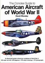american wwii planes