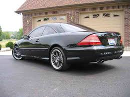mercedes benz amg cl65