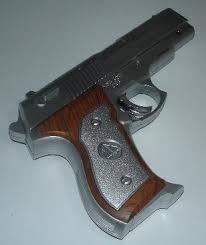 pistola 9 milimetros