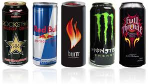energy drink shots