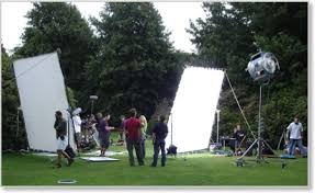 movie lighting equipment