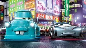 cars tokyo mater