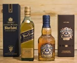 chivas regal blue label