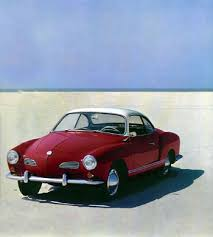 karman ghia vw