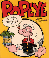 photos of popeye