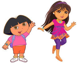 pictures of the new dora the explorer