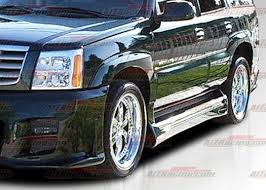 cadillac escalade body kits
