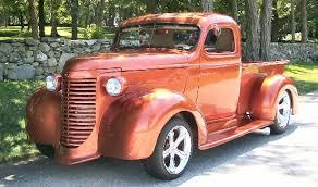 hot rod pick up trucks