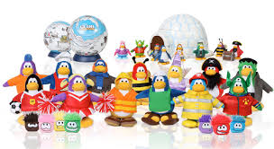 all club penguin toys