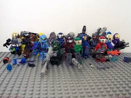 lego halo spartans