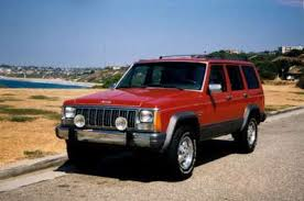 jeep cherokee laredo 1989
