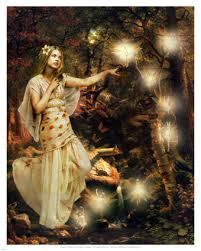 faerie artwork