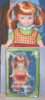 pippi longstocking dolls