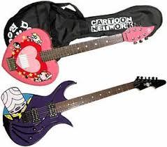 girls guitars