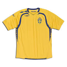 sweden soccer apparel