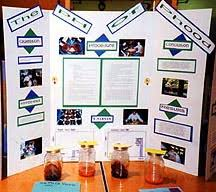 sample science fair projects
