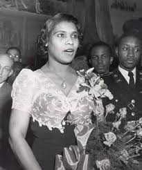 marian anderson pictures
