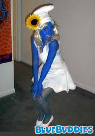 smurfette fancy dress