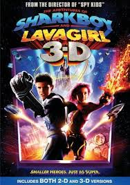 sharkboy and lavagirl dvd