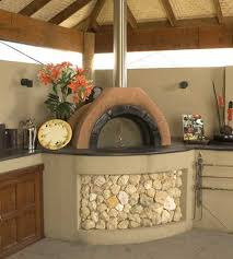 wood fired brick ovens