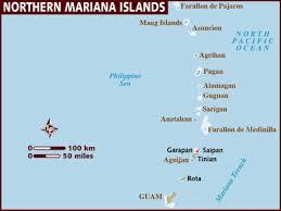 northern mariana island