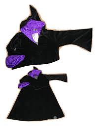 black satin robes