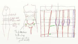 corsets pattern