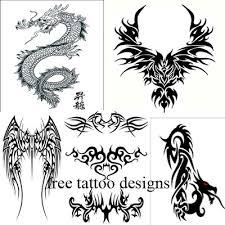free tattoo examples
